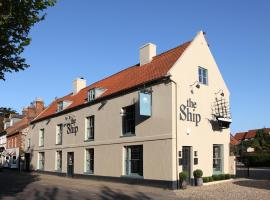 The Ship Hotel, Titchwell