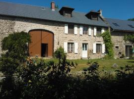 Mouly, een hemeltje op aarde, Saint-Gervais-d'Auvergne (рядом с городом Châteauneuf-les-Bains)