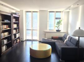 Comfortable apartment in the city center
