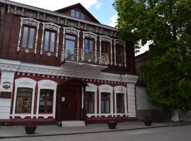 Hotel Snegiri, Елец