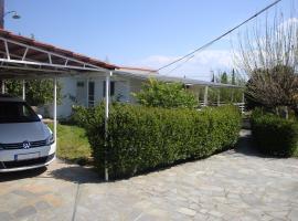 Three Bedroom Country House, Magoúla (À proximité de: Eretria)