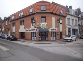 Hotel Restaurant La Cuis'in, Coudekerque-Branche (рядом с городом Téteghem)