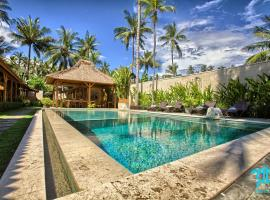 Benthos Bali Dive Resort, Кандидаса