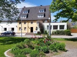 Ferienwohnungen Hof Plenkitten, Ingstetten (Frankenhofen yakınında)