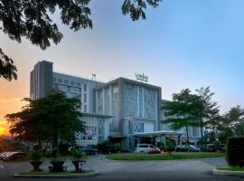Lorin Sentul Hotel, Богор (рядом с городом Cikeas)
