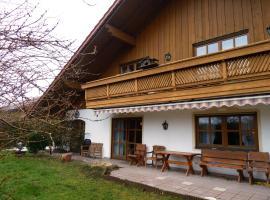 Ferienhaus Lerche, Bad Birnbach (Hirschbach yakınında)