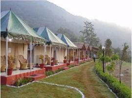 Luxurious Camps in Rishikesh, Ришикеш (рядом с городом Bijni)