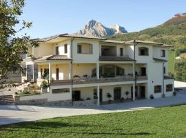 Locanda Del Parco Hotel, Ornano Grande (Fano Adriano yakınında)
