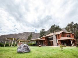 Casa en el Valle Sagrado de los Incas
