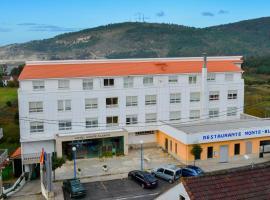 Hotel Urban Monte Blanco ByEurotels, Кабана-де-Бергантиньос (рядом с городом Неанио)