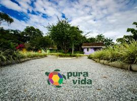 Pura Vida Residence, Morretes (Pôrto de Cima yakınında)