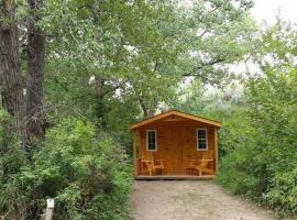11 Bridges Campground and Cabin Park, Rosedale (Hanna yakınında)