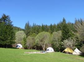 Inver Coille Campsite