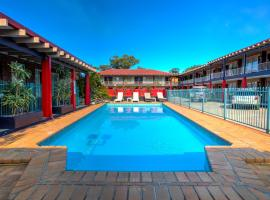 Best Western Zebra Motel, Coffs Harbour