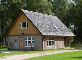 Villamaa Puhkeküla, Kõrgessaare (Suureranna yakınında)