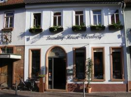 Boarding House Obernburg, Obernburg am Main (Erlenbach am Main yakınında)