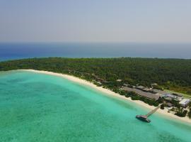 The Barefoot Eco Hotel, Hanimaadhoo (Near Haa Alif Atoll)