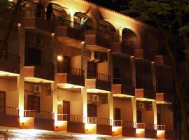 Hotel Ancar, Achada do Burro