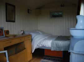 Shepherds Hut Black Mountains