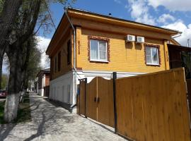 Apartment in Suzdal center