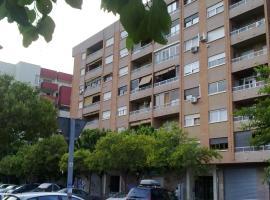 Departamento Valencia, Valensiya (Benimaclet yakınında)