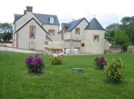 Le Relais Du Douet, Гранкан-Мези (рядом с городом Géfosse-Fontenay)