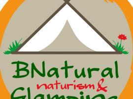 BNatural Naturism & Glamping - Agricampeggio Naturista, Piombino (Stazione Campiglia Marittima yakınında)