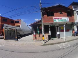 Hotel El Turista Rionegro