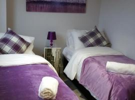 Vetrelax Chelmsford Navigation Apartment, Челмсфорд (рядом с городом Great Baddow)