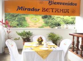 Hotel Betania, Zamora
