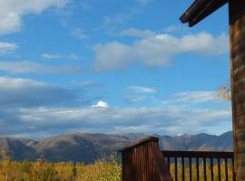 Alaska Creekside Cabins - Cottonwood Creek