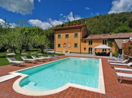 Villa Le Panche, Pontepetri (Pracchia yakınında)