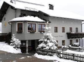 Ferienhof Rindler, Schlaiten