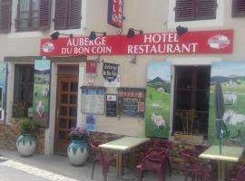 Auberge Du Bon Coin, Moulins-Engilbert (рядом с городом Онле)