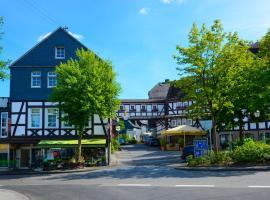 Hotel Gasthof Koch, Daaden (Schutzbach yakınında)