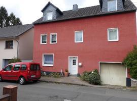 Ferienwohnung Pecere, Scheuerfeld (Katzwinkel yakınında)