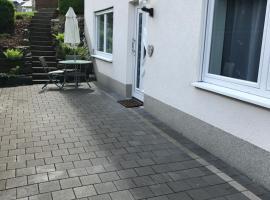 Sauerland Apartment, Olpe (Wenden yakınında)