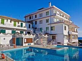 Hotel Ariston Montecarlo, San Remo
