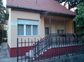 Ilona vendégház, Szihalom (рядом с городом Мезёкёвешд)