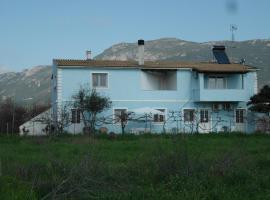 Tom's House, Skriperón