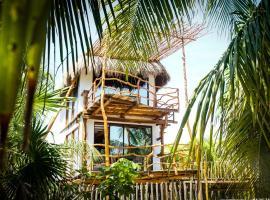 Baläo Beach Club, El Cuyo
