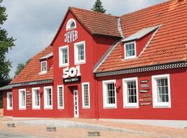 Motel 501, Grömitz