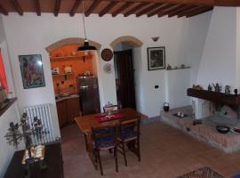 Podere Sammonti, Monteriggioni (Scorgiano yakınında)