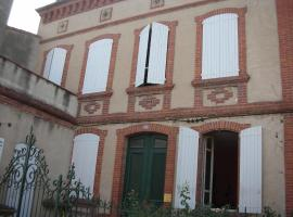 Chambres d'Hôtes Villa Bellevue, Альби (рядом с городом Puygouzon-et-Montsalvy)