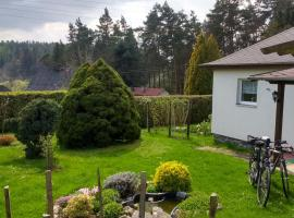 Holiday Home close to Prague, Týnec nad Sázavou