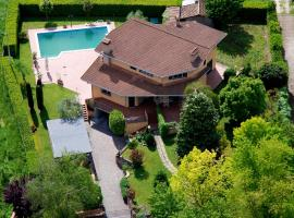 A Casa Tua B&B, Piedimonte San Germano (Villa Santa Lucia yakınında)