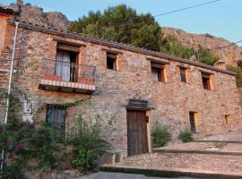 La Jara De Las Villuercas, Cabañas del Castillo