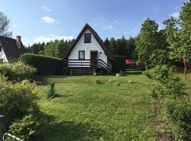 Chata Barunka, Jindřiš (Jarošov nad Nežárkou yakınında)