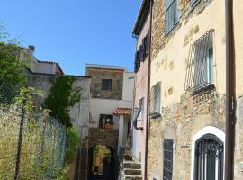 Antica Casa nel Borgo, Pompeiana (Terzorio yakınında)