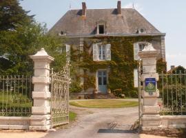 Le Logis, Les Pineaux (рядом с городом Moutiers-sur-le-Lay)